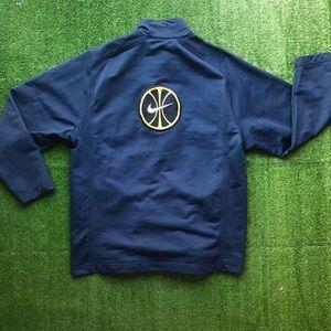 Vintage 90s Golden State Warriors Nike Jacket NBA